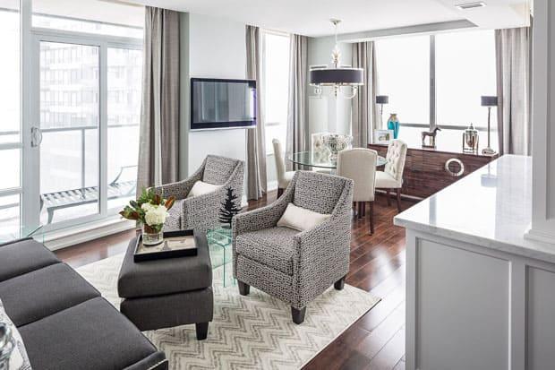 gray-in-living-room