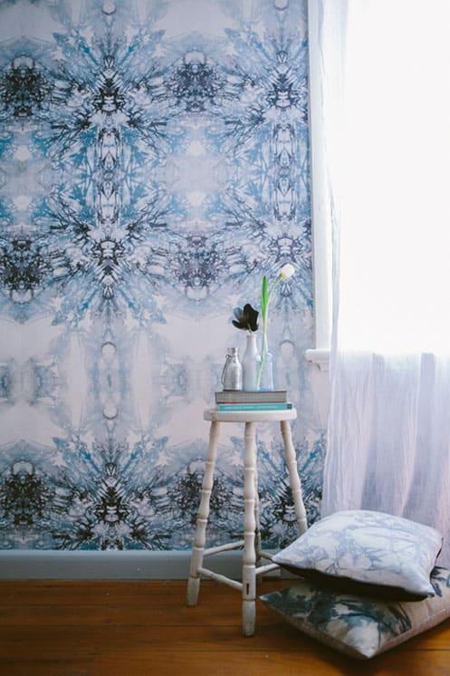 shibori dyed wallpaper. Drooling Over Shibori  The Japanese Art of Indigo Tie Dye