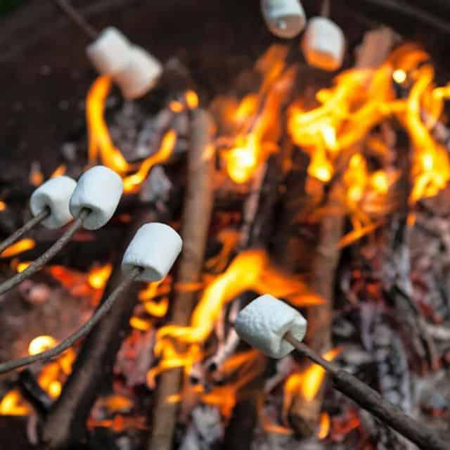 backyard-bonfire