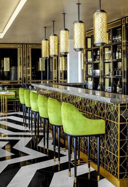 pantone-green-restaurant