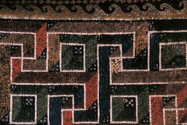 Greek Key Prints