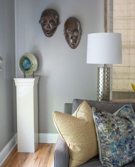 Atlanta Glam Home Living Area