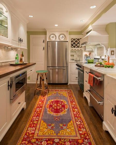 Hampton Nh Kitchen Area Design