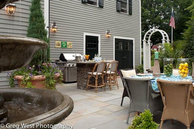 Hampton Nh Backyard Design