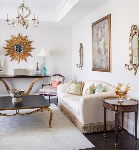 Kingstation King City Traditional Living Room Interiors