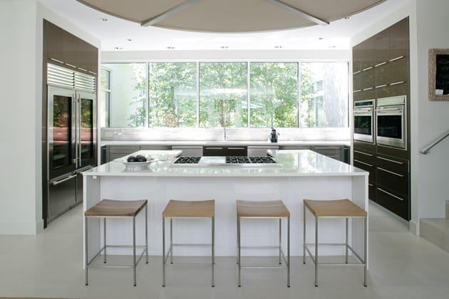 Modern Farmhouse Kitchen Interior Design