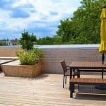 Summer Patio Design