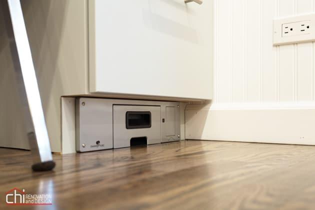 Chi Ren Kitchen Hacks Floor Vaccum