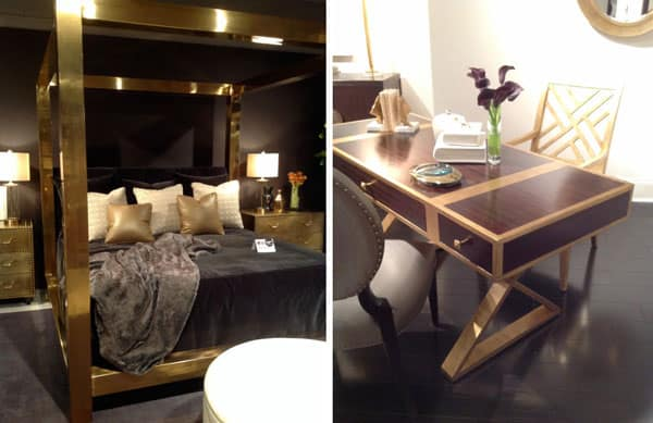 brass-bed-and-wood-brass-desk