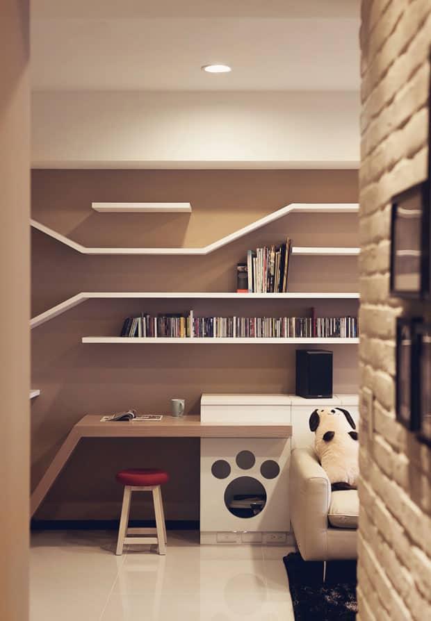 miniature-cat-house