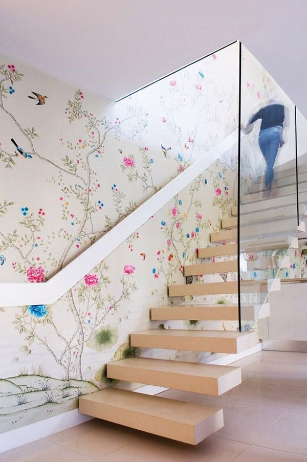 staircase-chinoiserie