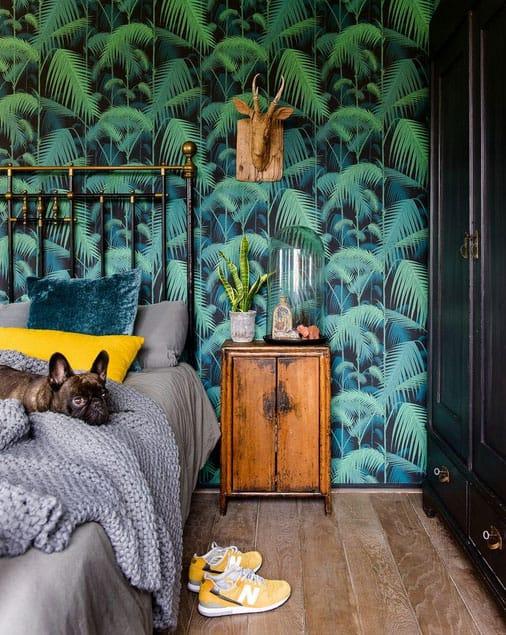 tropical-leaf-wallpaper
