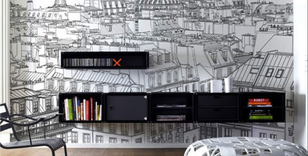 Fall In Love With Line Drawing Wall Murals Angelica Angeli