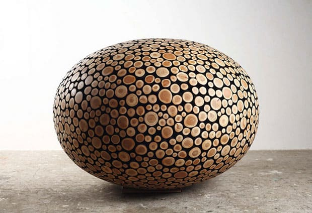 wood-sculpture