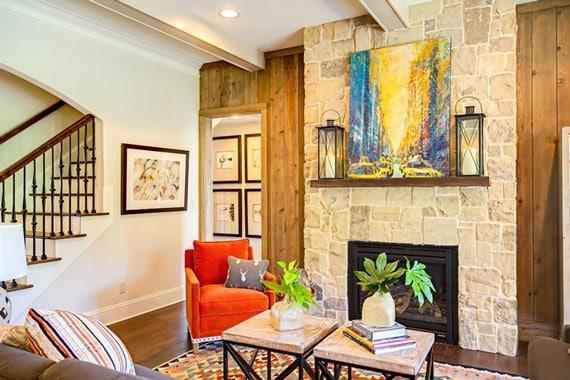 art-piece-in-living-area