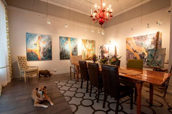 wall-art-in-dining-room