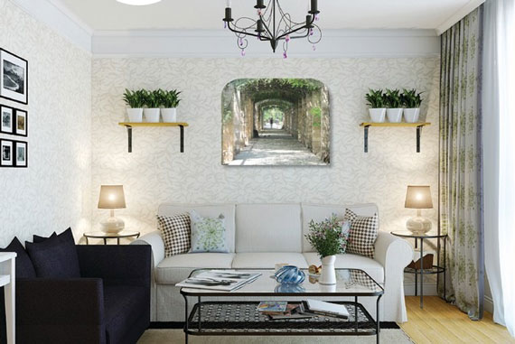 wall-mural-in-living-room