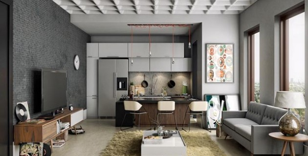 Small Space Solutions | Angelica Angeli