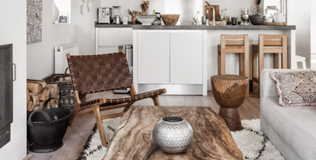 Warmth Coziness And Comfort In Interior Design The Rustic Style