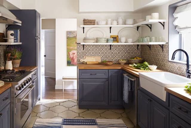 kitchen-remodel-with-dark-blue-grey