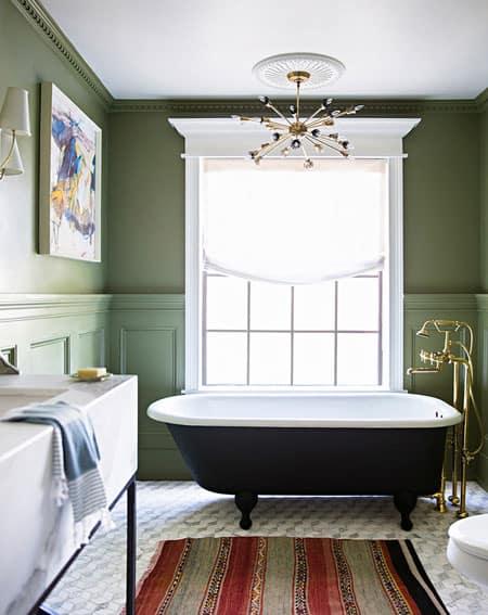 olive-green-bathroom-tub