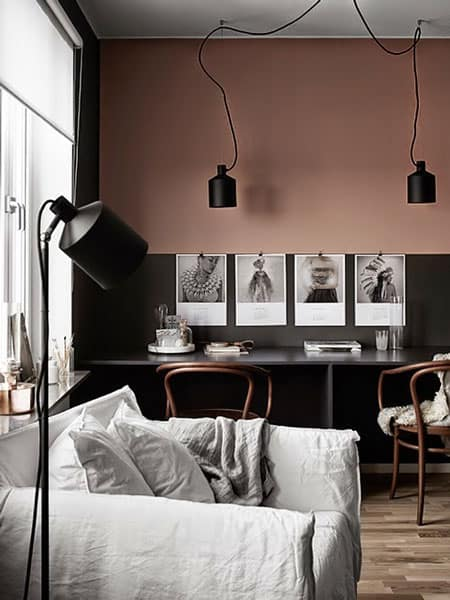 pink-black-and-beige-study-table
