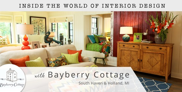Known For Their Outstanding Use Of Color And Vibrant Cottage Designs Michigan Interior Design Firm Home Decor Bayberry Has Caught The