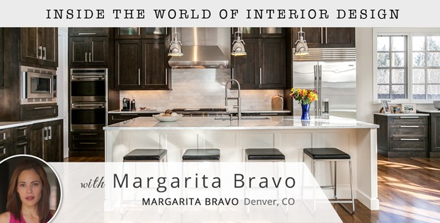 As An Avid Traveler And Former Industrial Engineer (more On That Below),  Margarita Is A Distinguished Interior Designer In Denver And ...