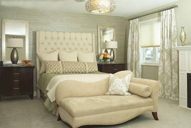 Richmond Hill Master Bedroom Design
