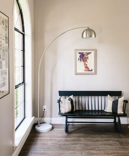 Accent Sofa Hallway Design