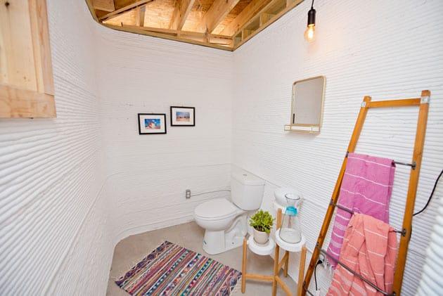 Austin Printed Home Bathroom