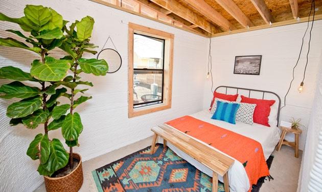 Austin Printed Home Bedroom