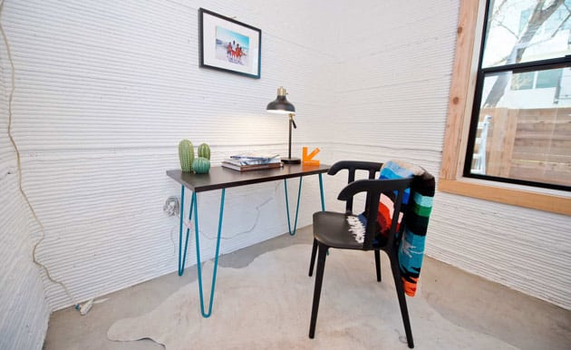 Austin Printed Home Study Table
