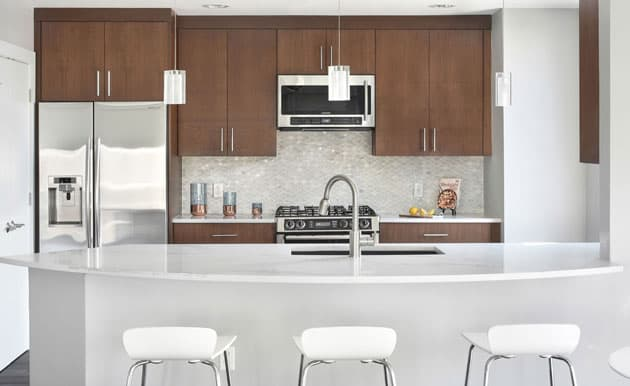 Luxe Kitchen Interior Design Atlanta