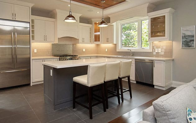 Ruscoe Etobicoke Kitchen Interior Design