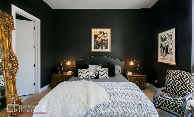 Bedroom Interior Chi Renovation