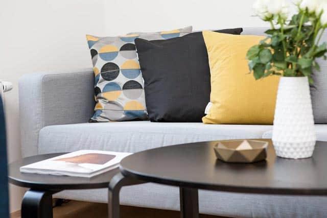Cushion Decoration Interiors