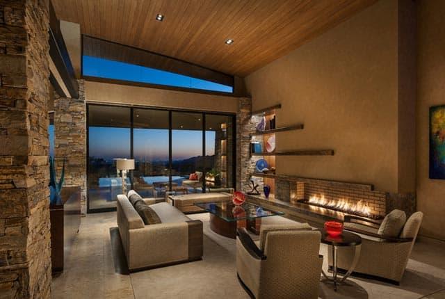 Open Living Room Design
