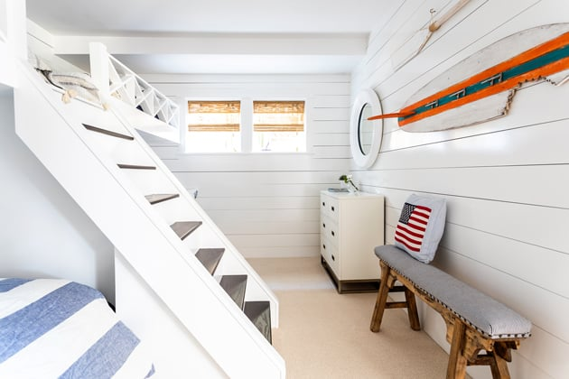 Shiplap Accents For Kids Room
