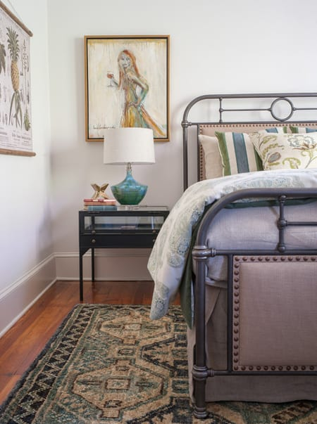 Atlanta Eclectic Bedroom Design