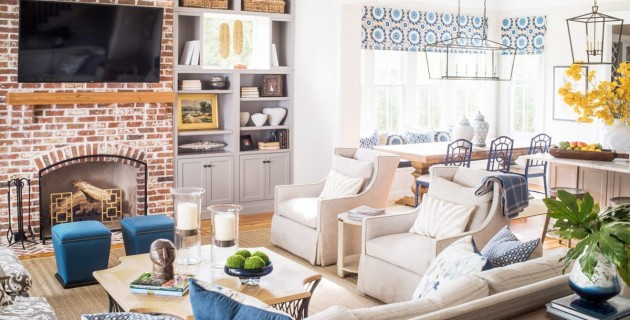 Merveilleux Ever Wonder What The Biggest Interior Design Trends Are In Your Hometown?  While Eclectic Styles Are Popping Up More And More, And Are A Popular  Choice For ...