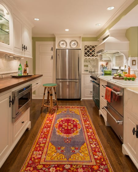Hampton Nh Kitchen Area Design