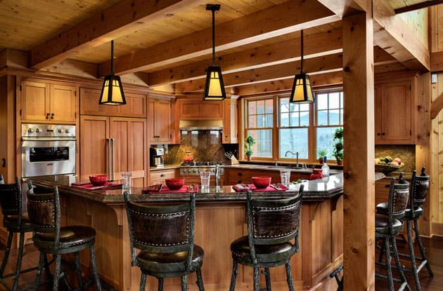 Open Kitchen Design New Hampshire
