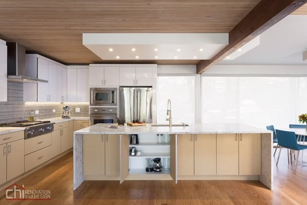 Evanston Kitchen Remodel Design