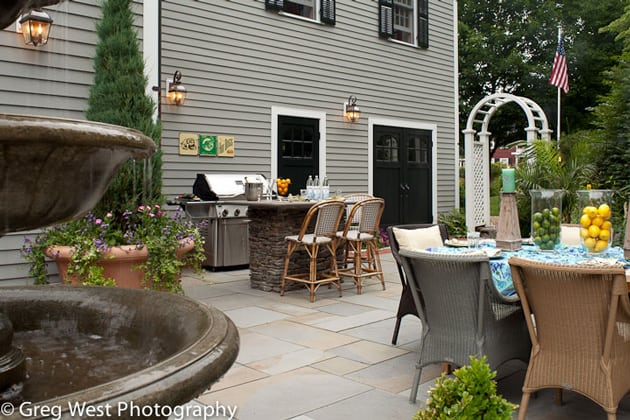 Hampton Nh Backyard Design