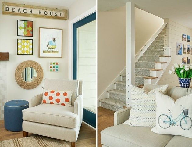 Beach House Living Room Wall Decors