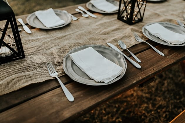 Custom Dining Table Accessories