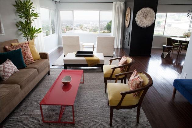 Symmetry In Interiors