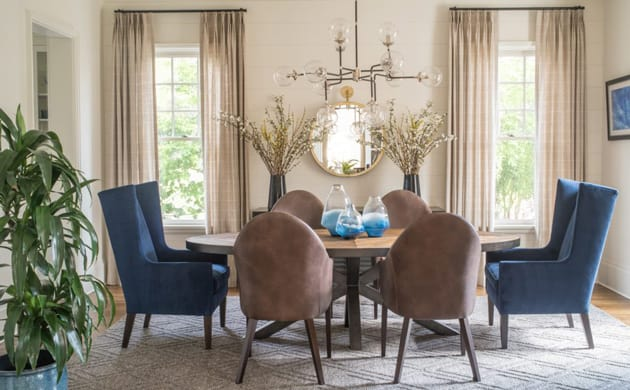 Nandina Home Modern Dining Chairs Design