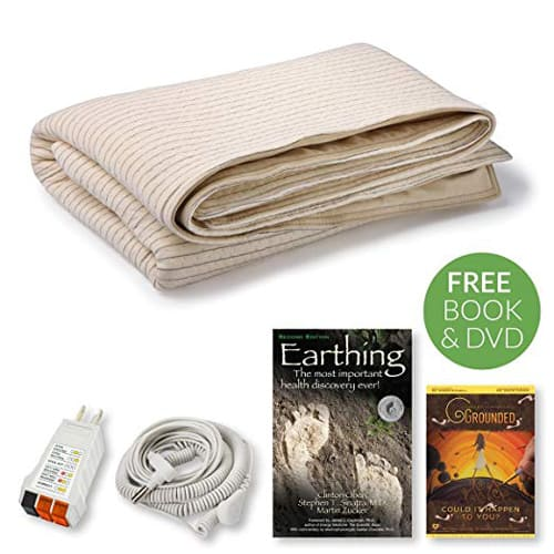 Earthing Throw Kit